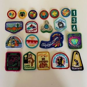 Girl Scouts USA. Patch